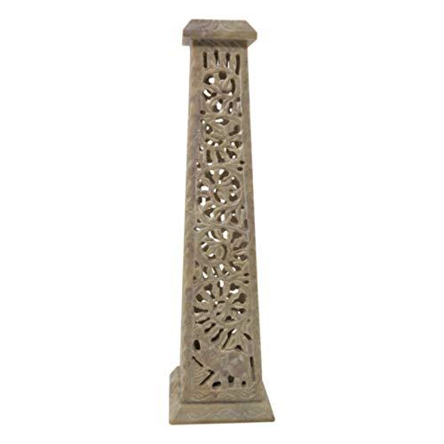 Best soapstone incense burner tower for 2020