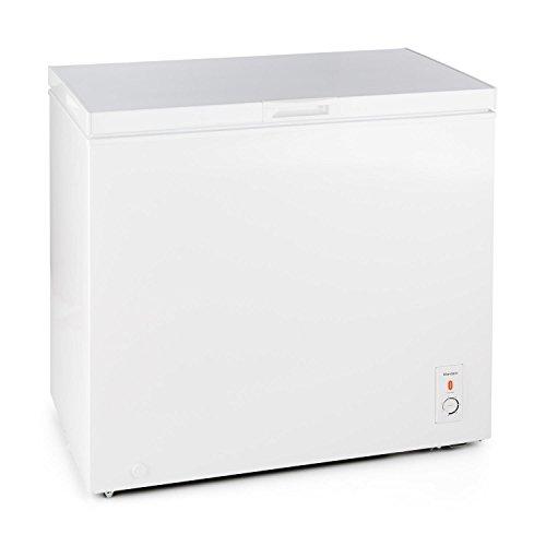 Klarstein iceblokk congelatore orizzontale a pozzo freezer for Temperatura freezer