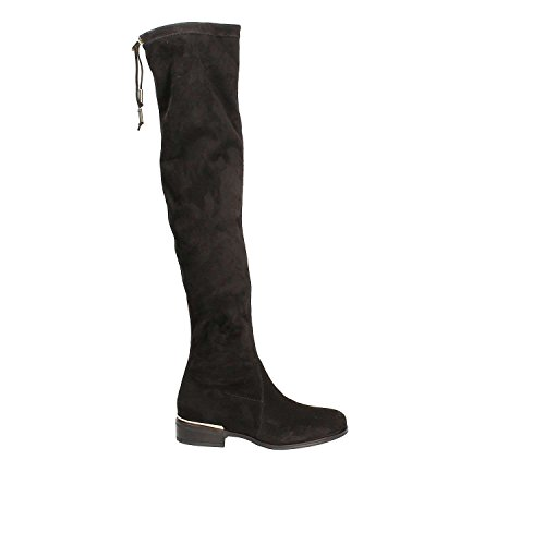Keys Black 7243 7243 Women Boots Keys 4dxZxwqS1O