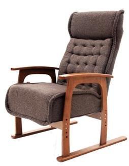 コイル式高座椅子83-805 B0062D3JTI
