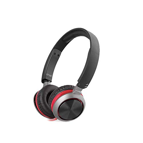 XAJGW Wireless Bluetooth Over Ear Stereo Foldable Headphones,Wireless and Wired Mode Headsets with Soft Memory-Protein Earmuffs,Built-in Mic for Mobile Phone PC Laptop (Color : Style B) ()