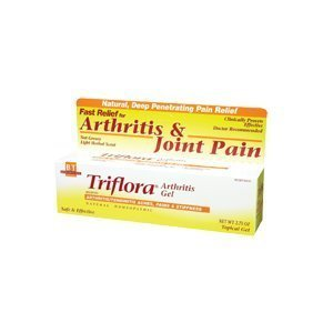 Triflora Arthritis Gel 2.75 Ounces