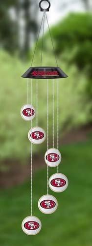 NFL Solar Mobile - San Francisco 49ers Sf Christmas Lights