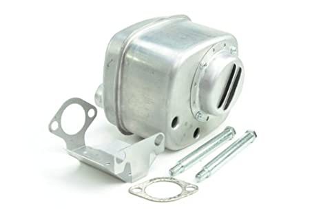 394170 Replacement Muffler Fits 10 /& 11 HP Briggs and Stratton 491413