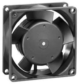 Fans 80x32mm 24VDC 32CFM 2.2W 36dB Leads IP65