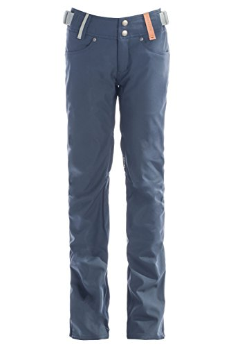 Holden Skinny Standard Snowboard Pant - Womens, Navy, M (Holden Snowboarding Pants)