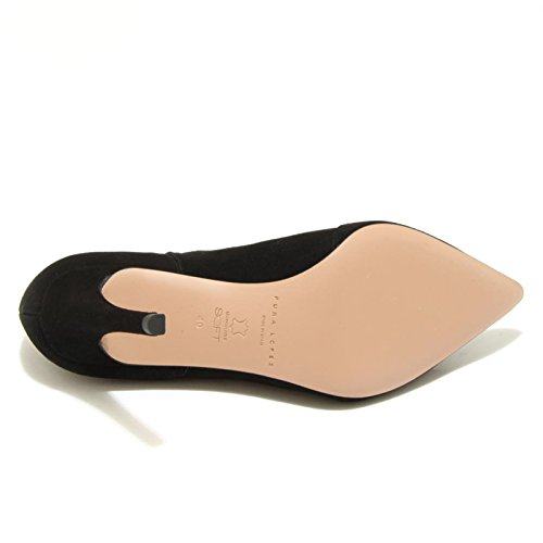 Nero Lopez Pura Shoes Donna Women Scarpa Nero 2823G Tronchetto xOgWqwpg67