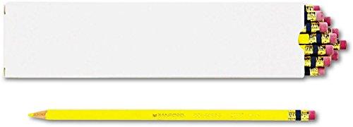 Yellow Colored Pencil - Prismacolor Col-Erase Erasable Colored Pencil, Yellow, 12 Count