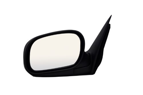Pilot 2810032 Ford Crown Victoria Black Power Non Heated Replacement Driver Side Mirror