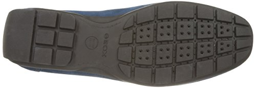 Geox U Monet W 2FIT D, Mocasines para Hombre Blau (OCEANC4006)