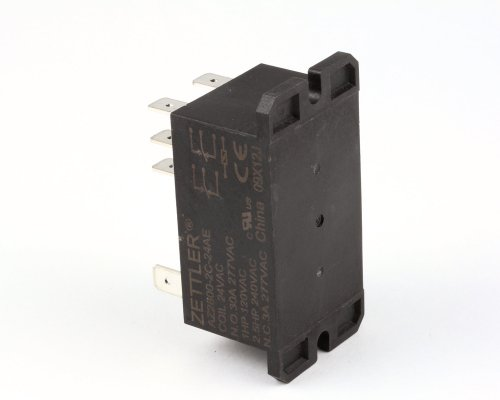 Price comparison product image Lang 2E-30701-05 2Pole Relay 30-Amp 24-volt Alternating Current