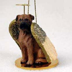Christmas Ornament: Bullmastiff