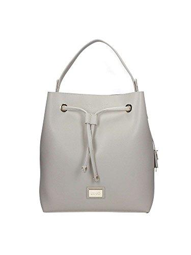 LIU JO HAWAII BASKET BAG A18147E0502 Bianco