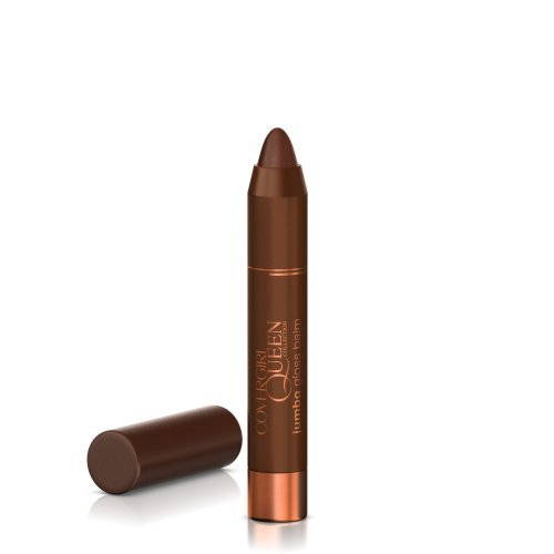 COVERGIRL Queen Collection Jumbo Gloss Balm Brown Sugar Q863 0.13 Oz by COVERGIRL