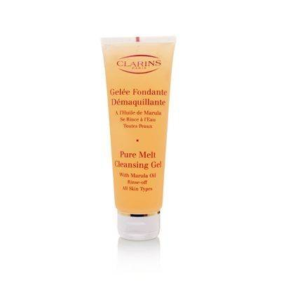 Clarins Pure Melt Cleansing Gel with Marula Oil Rinse-Off 125ml/3.9oz - All Skin Types ()