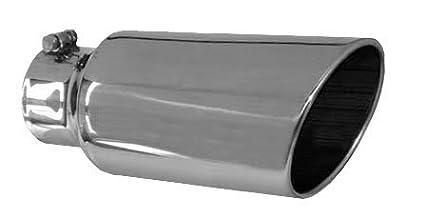 Jones Exhaust J407015RACB - Diesel Tip 4' to 7'