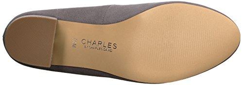 Charles Di Charles David Womens Libby Pump Grey