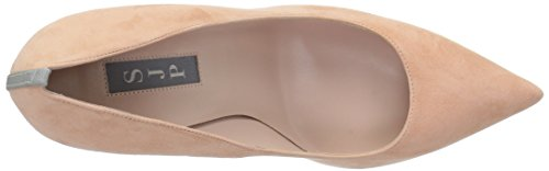 Brown Suede Jessica Women's Fawn Pump SJP Signature Nude by Sarah Parker 1qpnwp0A6