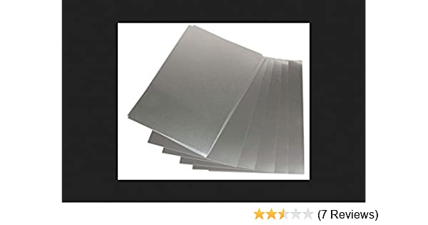 "5/"" x 7/"" Amerimax 85068 Step Flashing Shingle Aluminum"