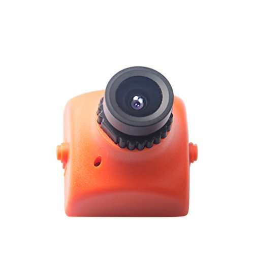 AKK CA20 600TVL 2.8MM 120 Degree High Picture Quality Sony CCD Camera with OSD for FPV Multicopter