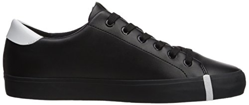 Fashion Leather Nero Exchange Sneaker Armani Women's Eco wqgWa8