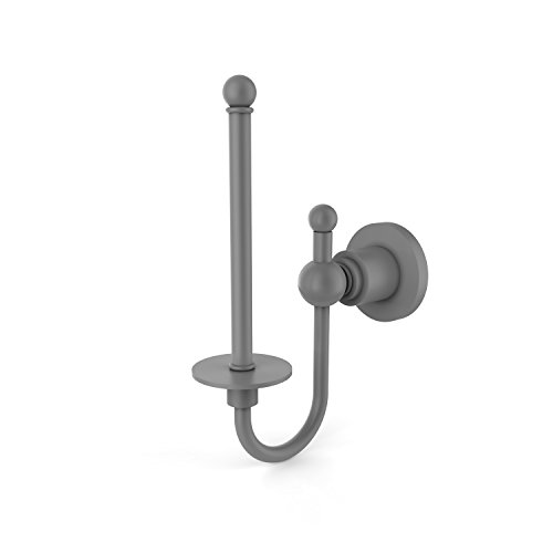 Allied Brass AP-24U-GYM Astor Place Collection Upright Toilet Tissue Holder by Allied Brass (Image #1)