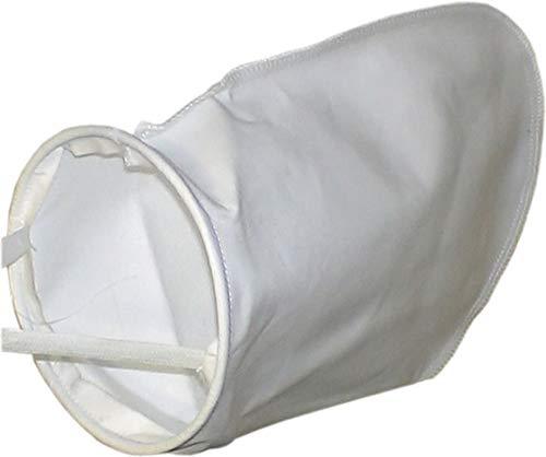 "1/2 (0.5) Micron 7"" x 16"" Polyester Felt Filter Bag PTFE Coated"