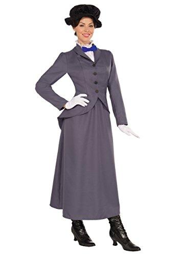 English Nanny Costume-Womens XL (16-18)
