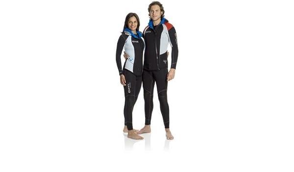 Mares Traje Thermic 5 m Mujer TG.2: Amazon.es: Deportes y ...