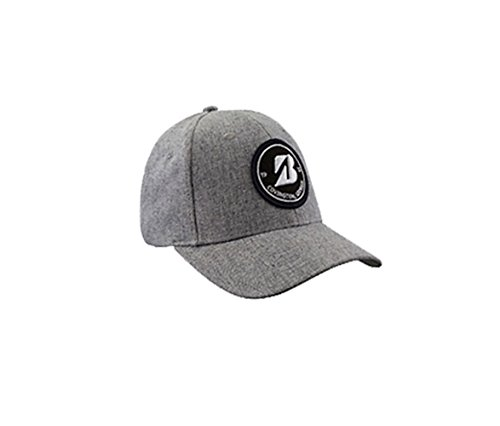 NEW Bridgestone Golf Heather Grey Lifestyle Patch Adjustable Hat/Cap by Bridgestone