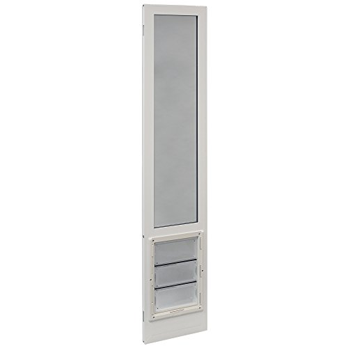 Insulated Vinyl Windows - Vinyl Insulated Pet Patio Door 78