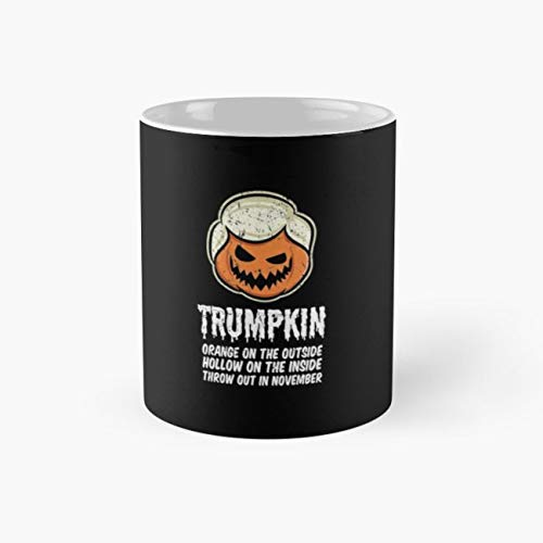 Halloween Group Costume Anti 45 Trump 11 Oz Coffee Mugs ()