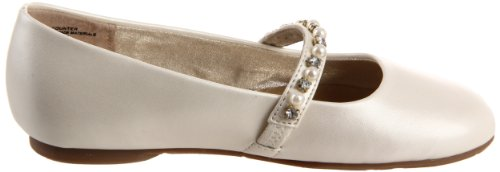 Nina Nataly-T Ballet Flat (Toddler/Little Kid) Bone