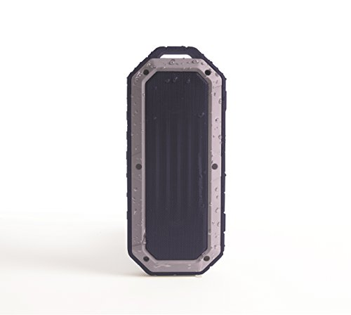 iJoy Beach Bomb IP66 Waterproof Shockproof Portable Bluetooth Speaker – Indigo (IND)