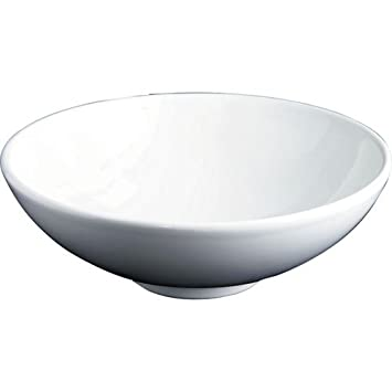 Barclay 4 463WH Diana Fire Clay Vessel Basin