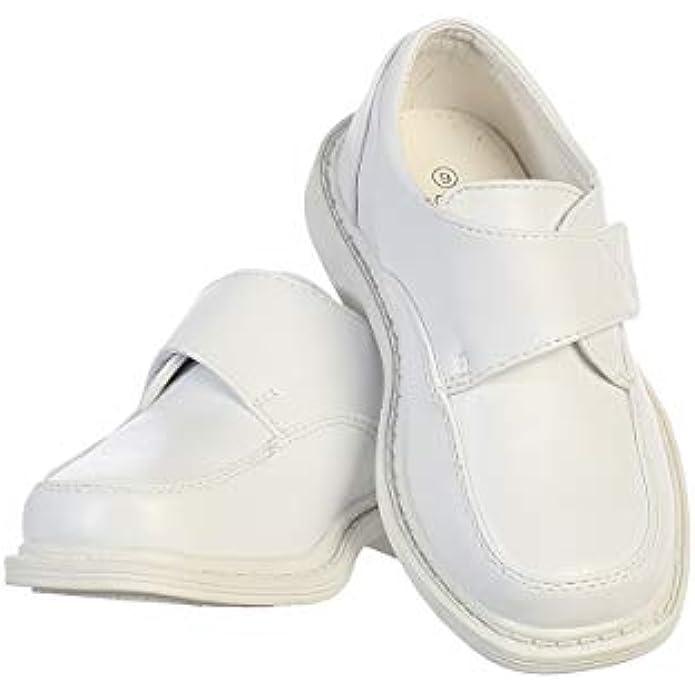 Lito Children's Wear Boys Matte Shoes