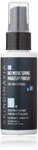 Skindinavia No More Shine Makeup Finish, 2 Ounce