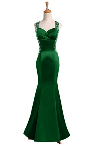 TOSKANA BRAUT - Vestido - para mujer Verde