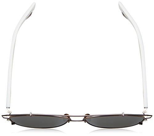 Mujer Diortechnologic para 0T Gafas White Dior Sol de Christian 57 Mtpink 0gw5pqx