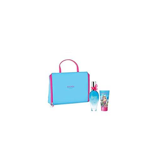 Amazon.com: Coffret Turquoise Summer - 2 Produits + Eau de Toilette 1.7 fl oz: Beauty