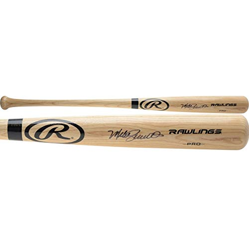 Mike Schmidt Philadelphia Phillies FAN Autographed Signed Rawling Blonde Big Stick Bat - Certified ()