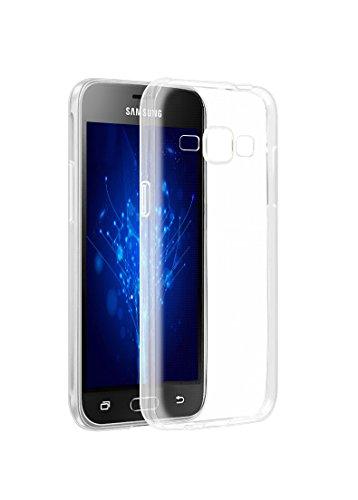 Slim Armor for Samsung Galaxy J1 (Yellow) - 3
