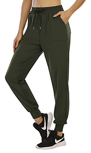 IUGA Joggers for Women Summer Lightweight Sweatpants with Pockets Breathable Womens Workout Joggers Yoga Pants Hiking…