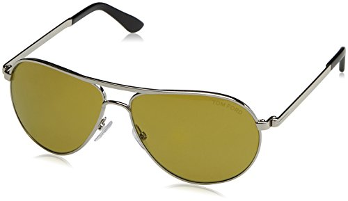 Tom Ford Sonnenbrille Marko (FT0144) GOLD WITH GREEN