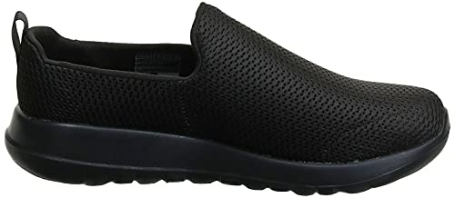 Skechers Men's Go Walk Max-Athletic Air Mesh Slip on Walkking Shoe Sneaker,Black,9 M US