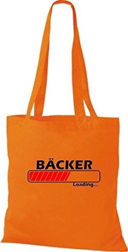 Boulangers Tissu Pochette Loading Jute Shirtstown En Plusieurs Orange Couleurs qwBZCW4x