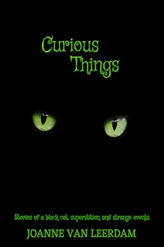 Curious Things: Stories of a black cat, superstition, and strange events. -