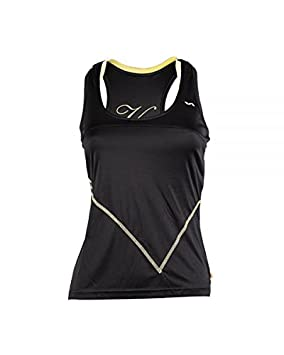 VARLION Camiseta MC MD12S06 Negro Mujer: Amazon.es: Deportes ...