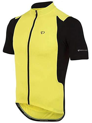 Pearl Izumi - Ride Ride Men's Select Pursuit Jersey, Screaming Yellow/Black, Small