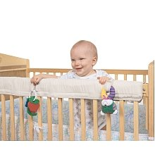 Easy Crib (Easy Teether Crib Rail Cover)